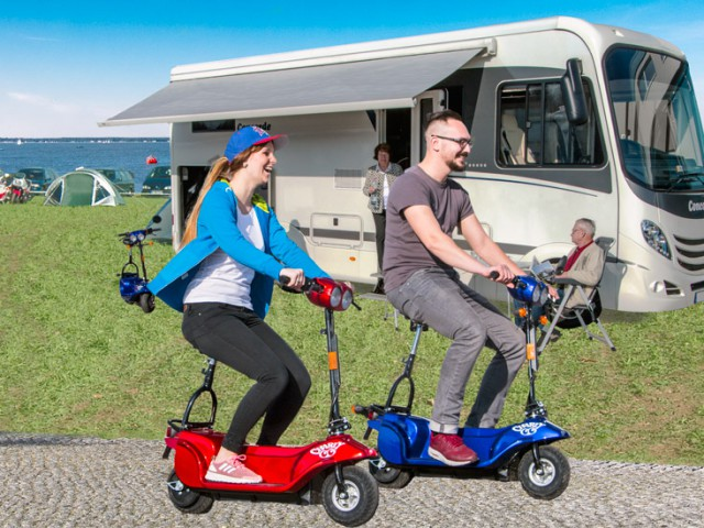 camping Rock-e-Roller - Produkte - Charly